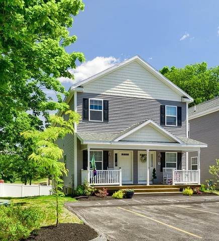 90 Sterling St I, West Boylston, MA 01583 (MLS #72669809) :: The Duffy Home Selling Team