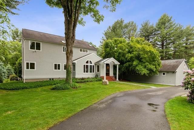 20 Ledgewood Rd, Weston, MA 02493 (MLS #72670257) :: Spectrum Real Estate Consultants