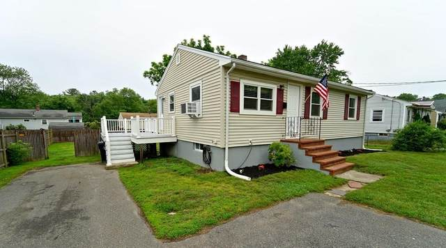 330 Beulah St, Whitman, MA 02382 (MLS #72670322) :: Kinlin Grover Real Estate
