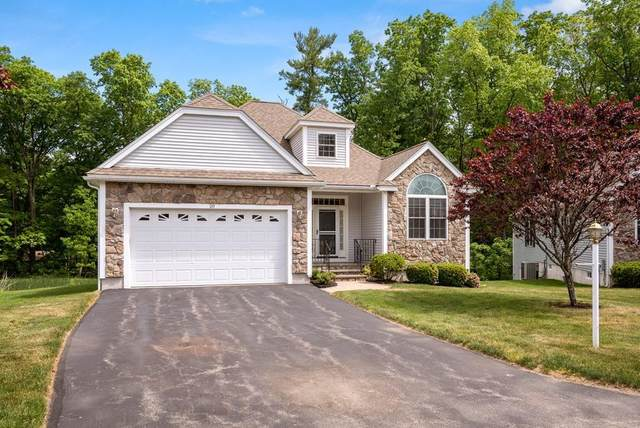 20 Rebecca Way #20, Methuen, MA 01844 (MLS #72670731) :: Berkshire Hathaway HomeServices Warren Residential