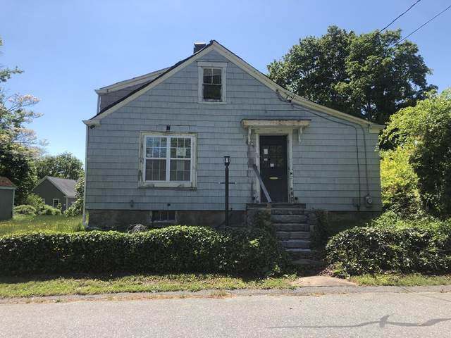 56 Thompson St, Fairhaven, MA 02719 (MLS #72670871) :: Trust Realty One