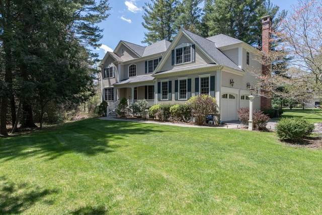 2 Amanda Lane, Weston, MA 02493 (MLS #72670981) :: Spectrum Real Estate Consultants