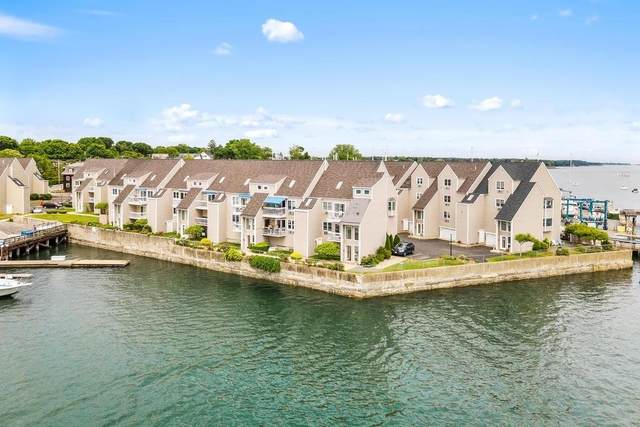 123 Water #54, Beverly, MA 01915 (MLS #72670990) :: Charlesgate Realty Group