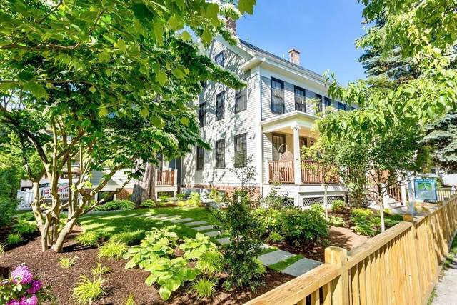 132 Perkins St #1, Somerville, MA 02145 (MLS #72671026) :: Trust Realty One