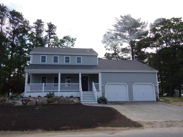 14 Rosepoint Ave., Wareham, MA 02576 (MLS #72671034) :: The Seyboth Team