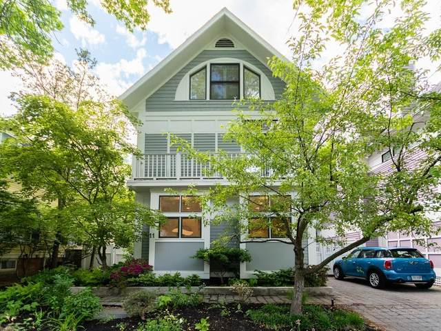 11 Frost St #11, Cambridge, MA 02140 (MLS #72671274) :: Parrott Realty Group