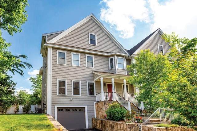 62 Jackson St #1, Newton, MA 02459 (MLS #72671321) :: The Seyboth Team
