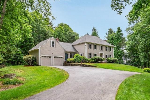 18 Willis Holden Drive, Acton, MA 01720 (MLS #72672039) :: Trust Realty One