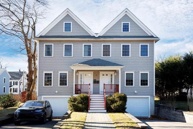 3 Warren Ave #2, Newton, MA 02465 (MLS #72672107) :: EXIT Cape Realty