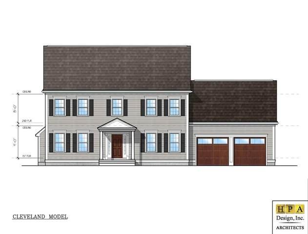 414 High/Morgan Lot, North Attleboro, MA 02760 (MLS #72672355) :: The Gillach Group