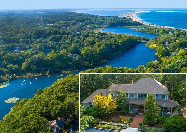 53 Clifford Rd, Plymouth, MA 02360 (MLS #72672449) :: The Gillach Group