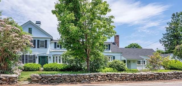 83 Worcester Road, Princeton, MA 01541 (MLS #72672556) :: Charlesgate Realty Group