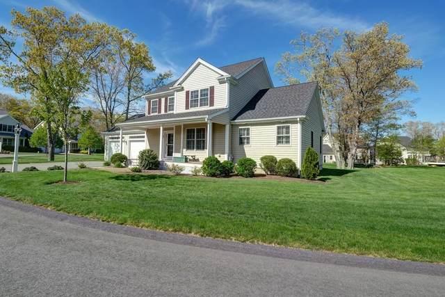 32 Harborlight Cir #32, Plymouth, MA 02360 (MLS #72672617) :: Berkshire Hathaway HomeServices Warren Residential