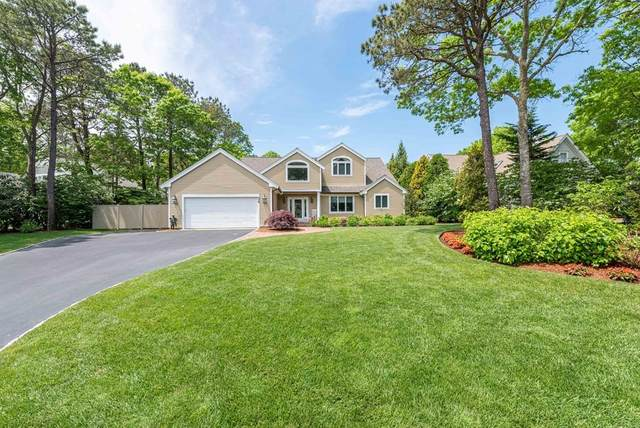 36 The Heights, Mashpee, MA 02649 (MLS #72672906) :: EXIT Cape Realty