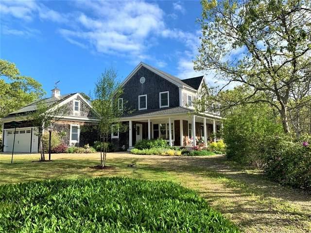 17 Jessica Lane, Oak Bluffs, MA 02557 (MLS #72673042) :: EXIT Cape Realty