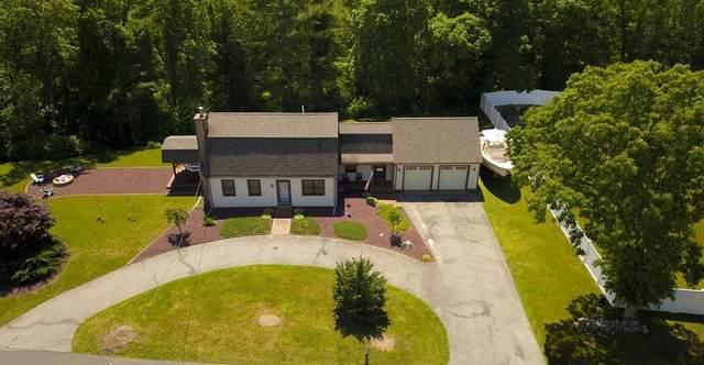 799 Fisher Rd, Dartmouth, MA 02747 (MLS #72673085) :: Westcott Properties