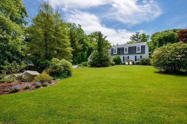 50 Olde Knoll Rd, Marion, MA 02738 (MLS #72673189) :: Westcott Properties