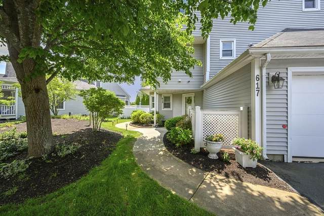 617 White Cliff Drive #617, Plymouth, MA 02360 (MLS #72673899) :: Kinlin Grover Real Estate