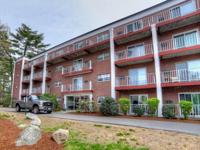 25 Greentree Ln #14, Weymouth, MA 02190 (MLS #72673960) :: Trust Realty One