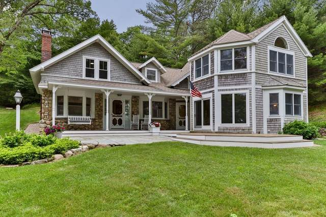 101 Tower Hill Farm, Plymouth, MA 02360 (MLS #72674164) :: Walker Residential Team