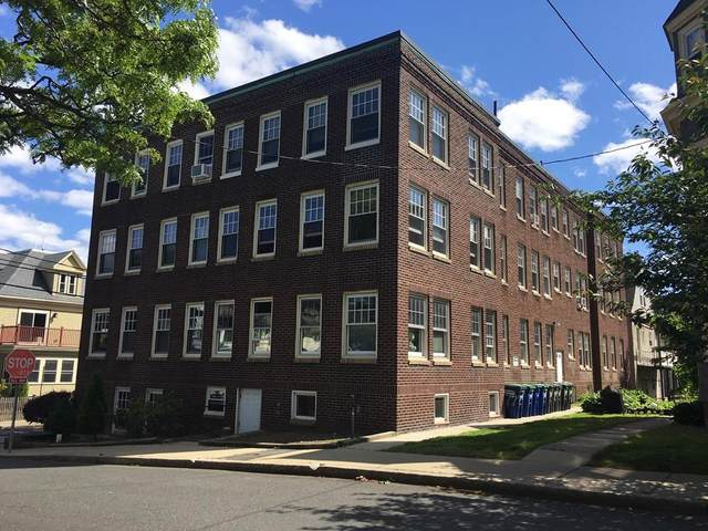 77 Liberty Ave #14, Somerville, MA 02144 (MLS #72674368) :: The Seyboth Team