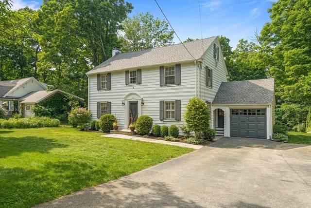 689 Boston Post Rd, Weston, MA 02493 (MLS #72674494) :: Spectrum Real Estate Consultants