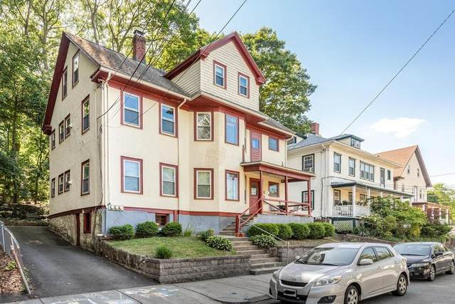 17-19 Circuit Avenue, Newton, MA 02461 (MLS #72674564) :: Berkshire Hathaway HomeServices Warren Residential