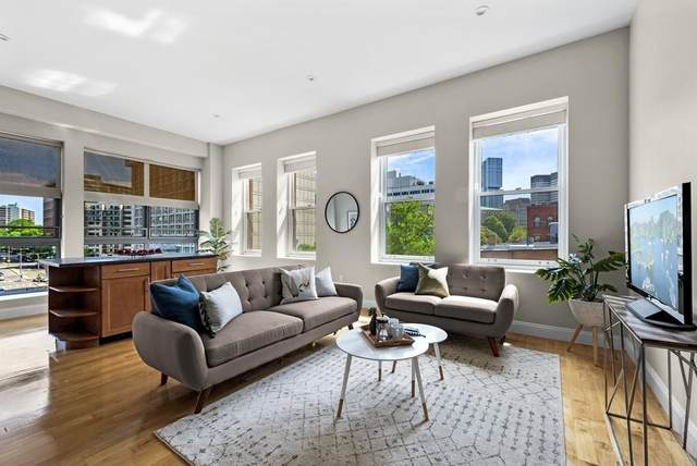1 Garden St #10, Boston, MA 02114 (MLS #72674648) :: Revolution Realty