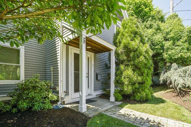 65 East Main #3, Gloucester, MA 01930 (MLS #72674786) :: Charlesgate Realty Group