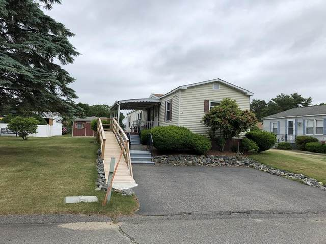 84 Narragansett Drive, Plymouth, MA 02360 (MLS #72675021) :: Trust Realty One
