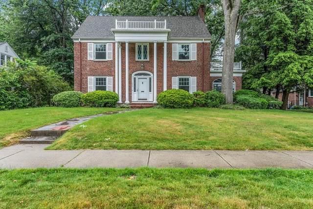 533 Laurel St, Longmeadow, MA 01106 (MLS #72675084) :: NRG Real Estate Services, Inc.