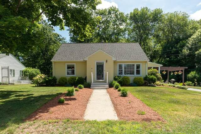 24 John J Swanezy Rd, North Attleboro, MA 02763 (MLS #72675383) :: Charlesgate Realty Group