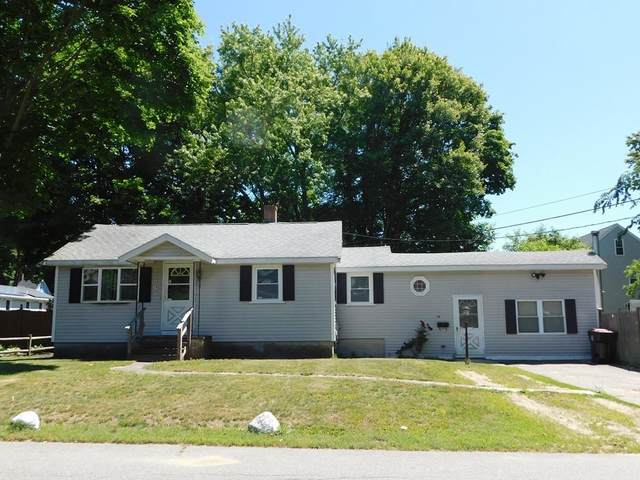 19 Ames Rd, Brockton, MA 02302 (MLS #72675441) :: EXIT Cape Realty