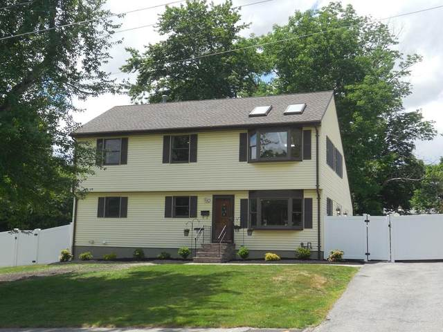 18 Bexley Drive, Hudson, MA 01749 (MLS #72675444) :: The Duffy Home Selling Team