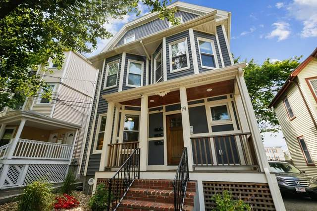 19 Macarthur St #1, Somerville, MA 02145 (MLS #72675464) :: Trust Realty One