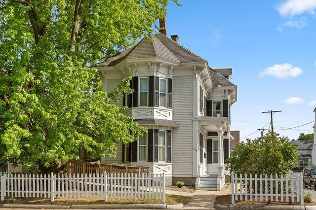 176 Branch St, Lowell, MA 01851 (MLS #72675724) :: The Seyboth Team