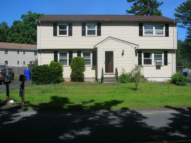 28A Staples St A, Taunton, MA 02718 (MLS #72675786) :: EXIT Cape Realty