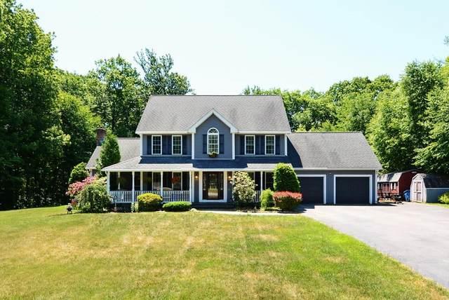 15 Crestview Dr, Rutland, MA 01543 (MLS #72676006) :: Spectrum Real Estate Consultants