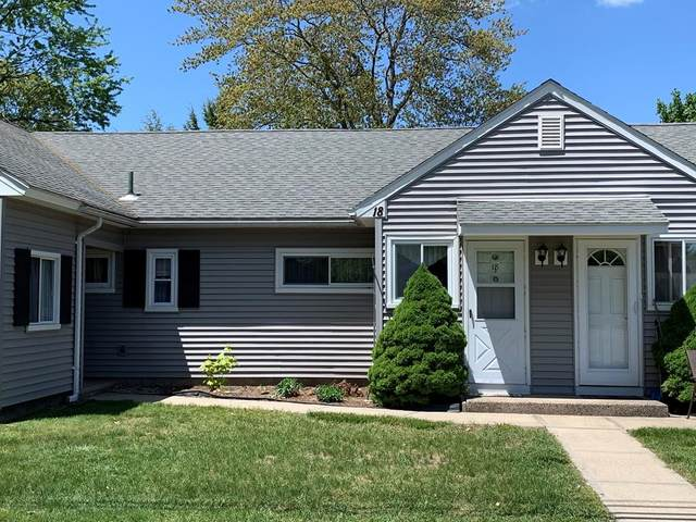 18 Lynwood Drive #18, Chicopee, MA 01022 (MLS #72676216) :: NRG Real Estate Services, Inc.