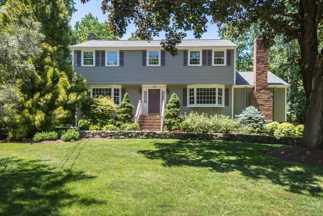 202 Sycamore Drive, Westwood, MA 02090 (MLS #72676330) :: Westcott Properties