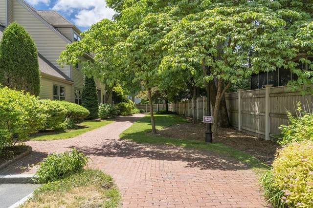 88 Washington Park #88, Newton, MA 02460 (MLS #72676374) :: EXIT Cape Realty