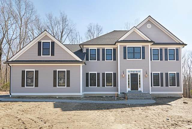 8 Bayliss Way Lot 11, Uxbridge, MA 01569 (MLS #72676419) :: The Duffy Home Selling Team