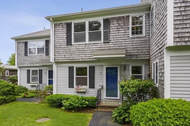180 Mill Rd #2, Falmouth, MA 02540 (MLS #72676436) :: Westcott Properties