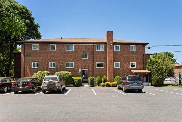 68 Bryon Road #2, Boston, MA 02467 (MLS #72676479) :: Westcott Properties