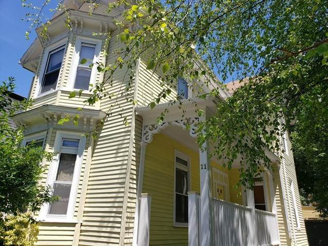 11 Beethoven, Boston, MA 02119 (MLS #72676522) :: Trust Realty One
