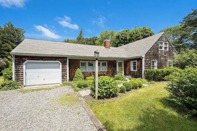 75 Cedar Acres Road, Marshfield, MA 02050 (MLS #72676751) :: The Seyboth Team
