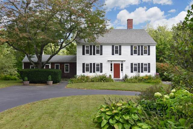 211 Sterling Rd, Princeton, MA 01541 (MLS #72676831) :: The Duffy Home Selling Team