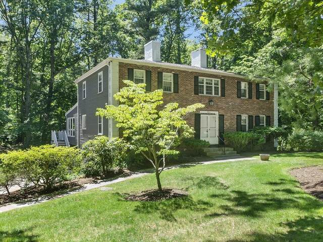 11 Bakers Hill Road, Weston, MA 02493 (MLS #72676847) :: Spectrum Real Estate Consultants