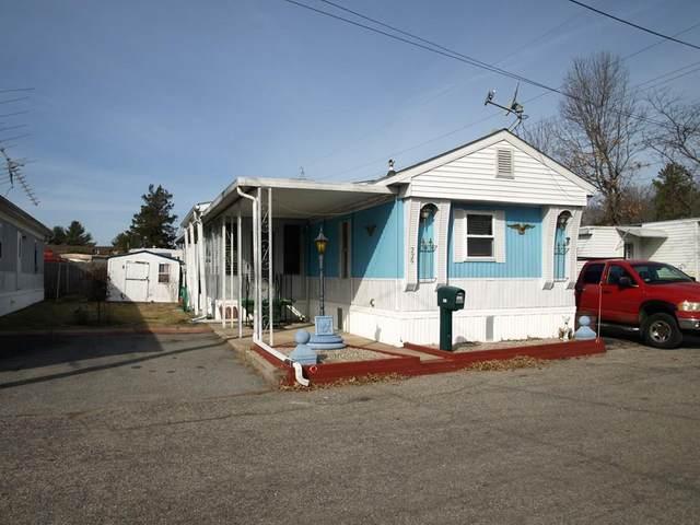 245 Manton Street #235, Pawtucket, RI 02861 (MLS #72677064) :: EXIT Cape Realty