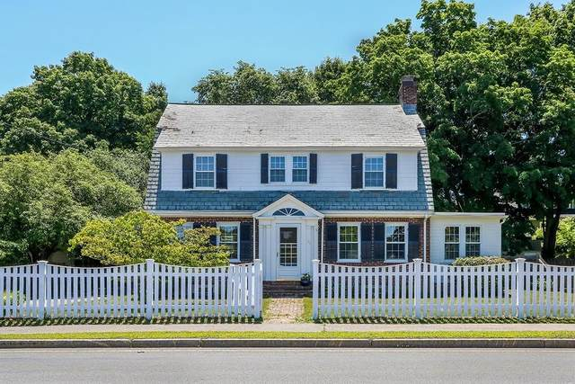 77 Whiting Ave, Dedham, MA 02026 (MLS #72677078) :: Trust Realty One